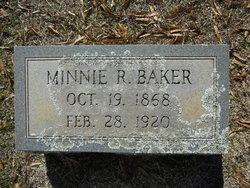 Minnie <i>Riley</i> Baker