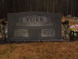 Myrtie W. York