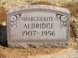 Margarite Aldridge