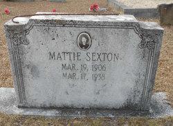Mattie Sexton