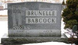Albert J Brunelle