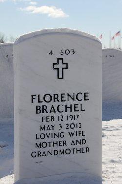Florence <i>Jagello</i> Brachel