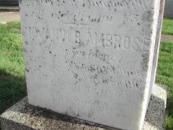 Giovanni Battista Ambrose