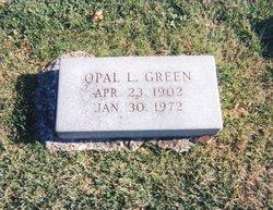 Opal Lenore <i>Stevens</i> Green