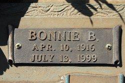 Bonnie Bobbie <i>Bell</i> Pritchett