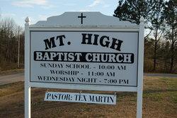 Mount High Baptist Church Cemetery