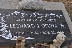 Leonard J Osuna, Jr