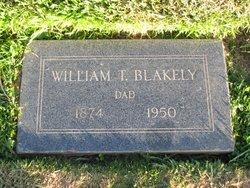 William Thorton Blakely