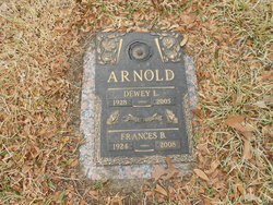 Dewey L Arnold