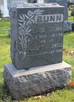 David M. Bunn