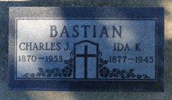 Ida K Bastian