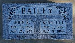 John R Bailey