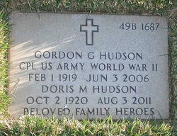 Doris May Hudson