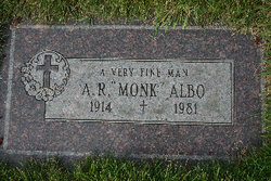 Armonde Robert Monk Albo