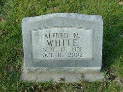 Alfred M White