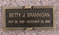 Betty J Brannigan
