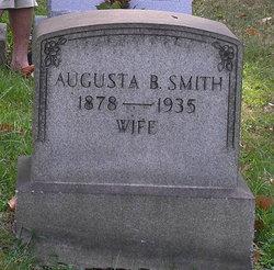 Augusta Burgdolf <i>Wood</i> Smith