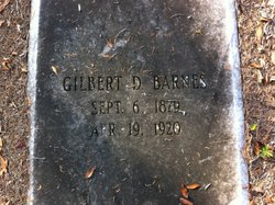 Gilbert D. Barnes