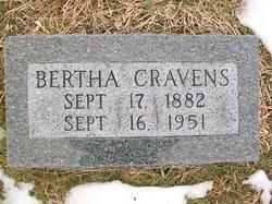 Bertha Cravens