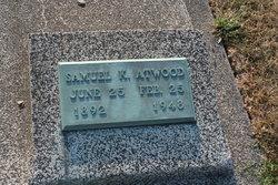 Samuel K. Atwood