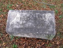 Bernard G Mayer