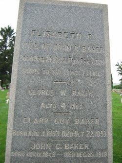 Clark Guy Baker