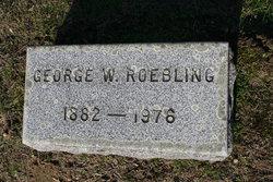 George W Roebling