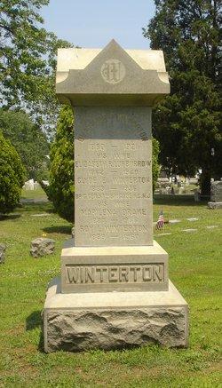 Clarence Winterton