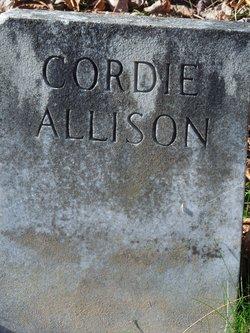Cordie Allison