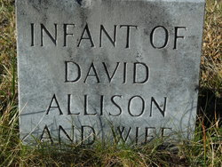 Infant Of David And Wife Allison