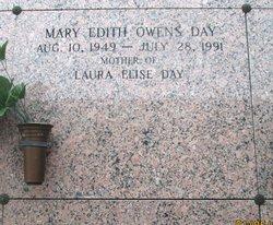 Mary Edith <i>Owens</i> Day