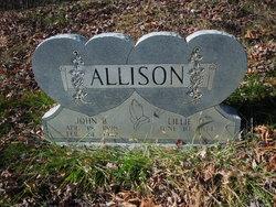 Lillie D Allison