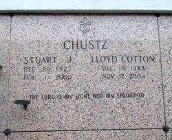 Stuart J. Chustz