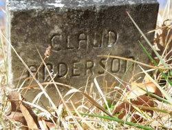 Claud Anderson