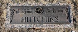 Quinton W Hutchins