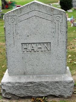 Frances <i>Hahn</i> Pfister