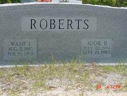 Wash Ive Roberts