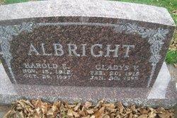 Harold E Albright
