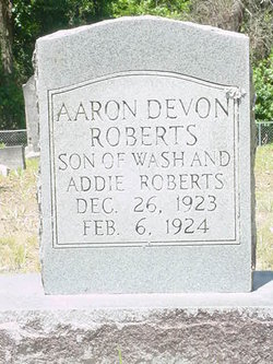 Aaron Devon Roberts