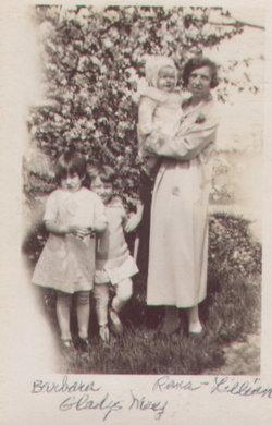 Lillian Mae <i>Long</i> Bates