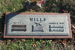 James Robert Bob Wills