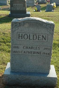 Charles Joseph Holden