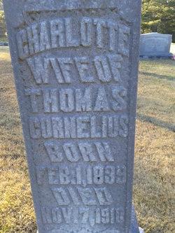 Charlotte C <i>Putman</i> Cornelius