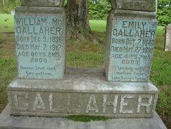 Emily <i>Boswell</i> Gallaher