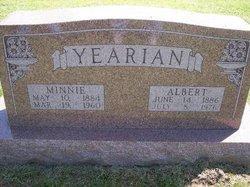 Minnie May <i>Collingwood</i> Yearian