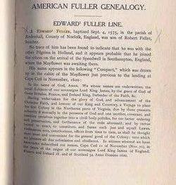 Edward Fuller