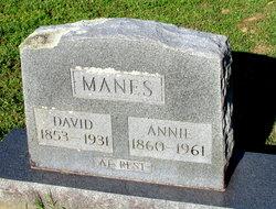 David Manes