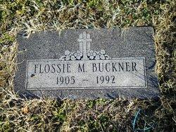 Flossie Mae <i>Dickson</i> Buckner