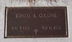 Bonita Rosemary <i>Reichelt</i> Collins