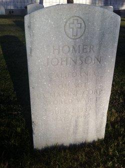 Homer Adolphus Dolph Johnson